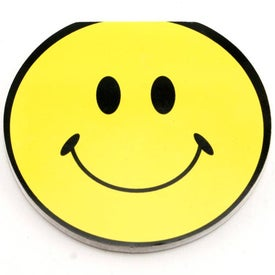 Smile Face Note Pad for Your Organization