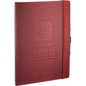 South Side Large JournalBook with Your Logo