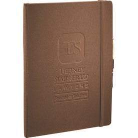 South Side Large JournalBook Branded with Your Logo