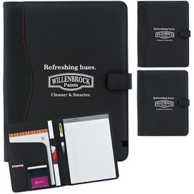 Personalized Spine Padfolio