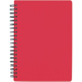 Spiral Bound Notebook Branded with Your Logo