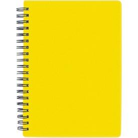 Spiral Bound Notebook for Your Organization