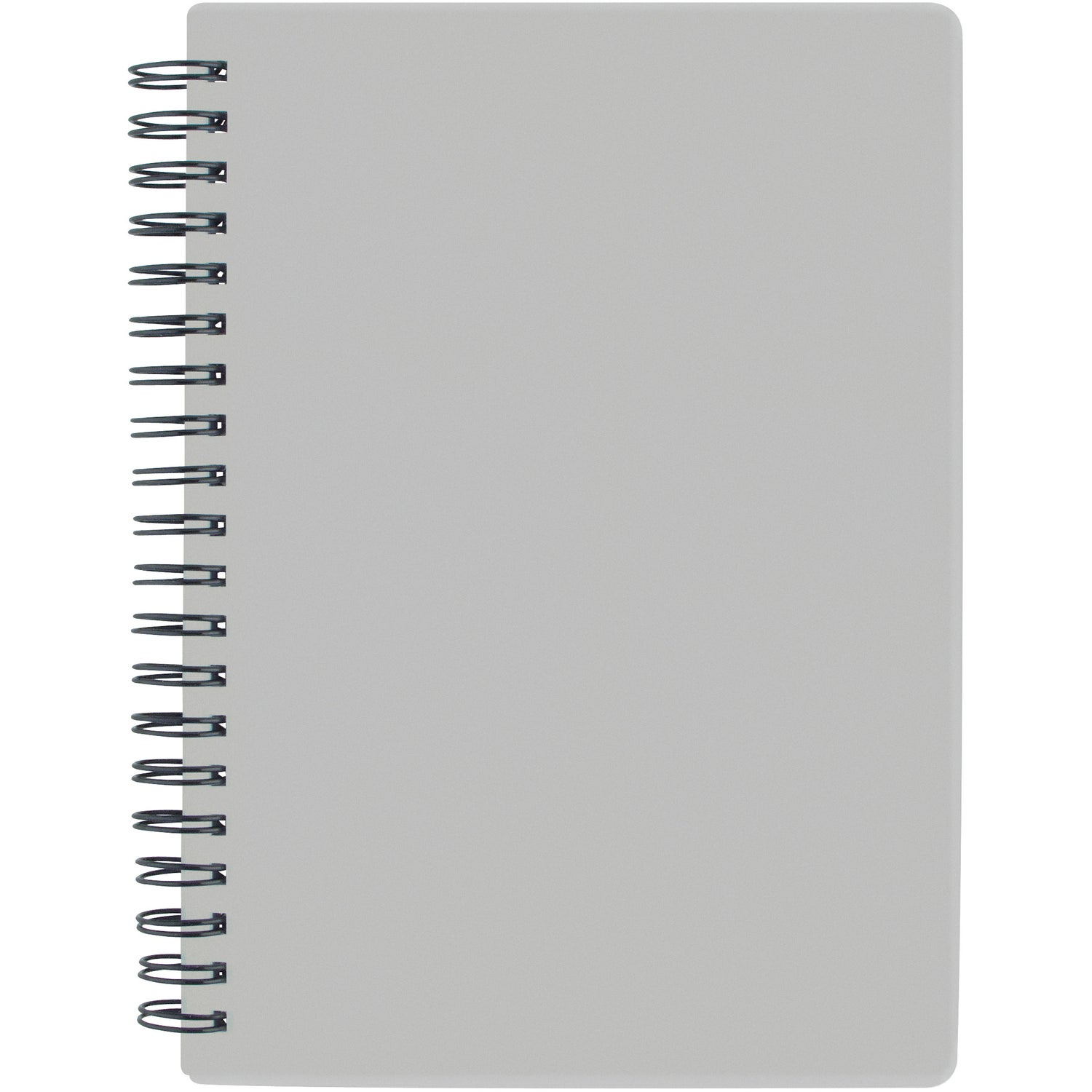 Spiral Notebook Spiral-bound-notebook-    Blank Spiral Notebook