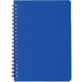 Printed Spiral Notebook