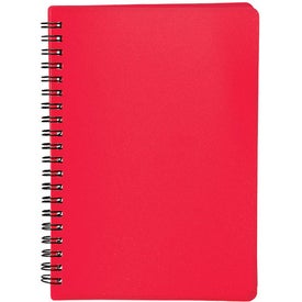Spiral Notebook for Marketing