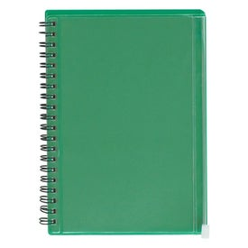 Spiral Notebook With Pouch for Your Organization