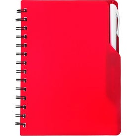 Spiral Notebooks with Pens for your School