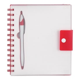 Spiral Notebook With Dart Pen for Promotion
