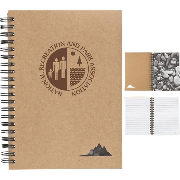 Natural Stone Paper Notebook