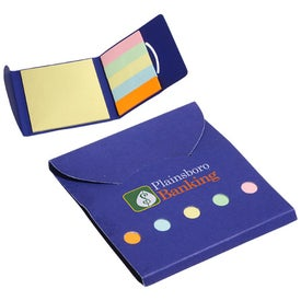 Logo Square Deal Sticky Note Wallet