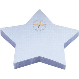 "Star BIC Adhesive Spring Sticky Notepad (3"" x 3"", 50 Sheets)"