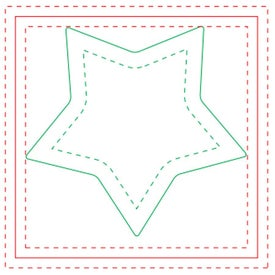 "Star BIC Adhesive Sticky Note Pads (50 Sheets, 2.73"" x 2.6"")"