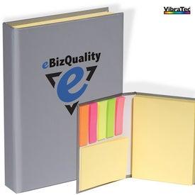 Advertising Sticky Book