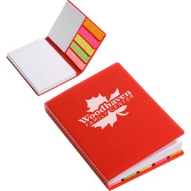 Sticky Note and Flag Book Giveaways