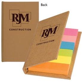 Customized Sticky Flag Book