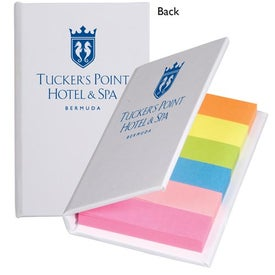 Sticky Flag Book for Marketing