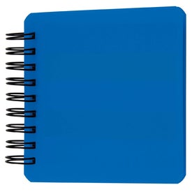 Sticky Memo Notepad with Your Slogan