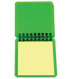 Sticky Memo Notepad Printed with Your Logo