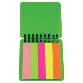 Sticky Memo Notepad for Marketing