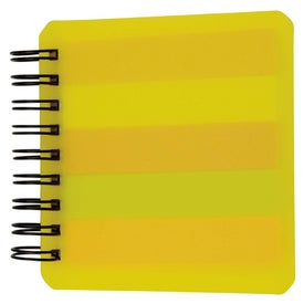 Sticky Memo Notepad with Your Logo