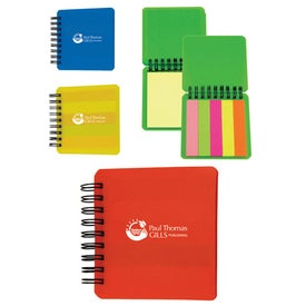 BIC Sticky Memo Notepad