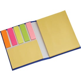 Imprinted Sticky Note Book