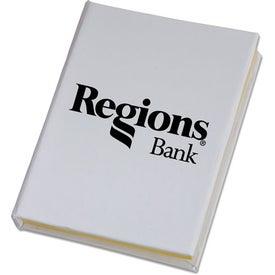 Logo Sticky Note Book