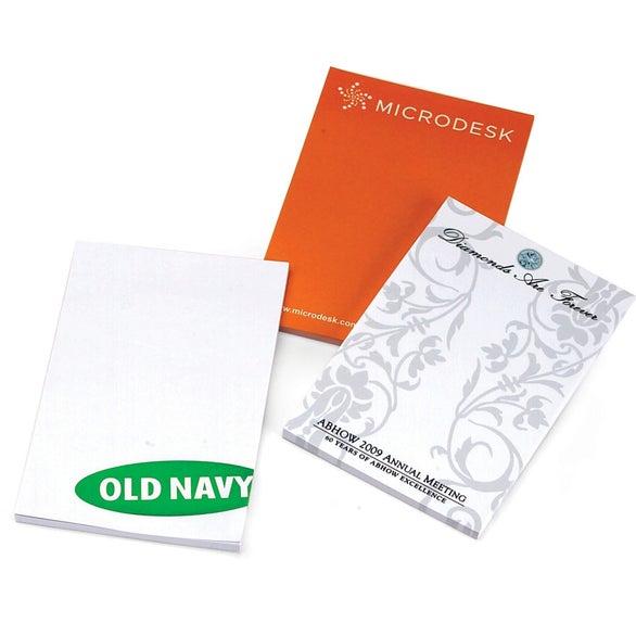 Stik Withit Sticky Notes 4 X 6 W 100 Sheets