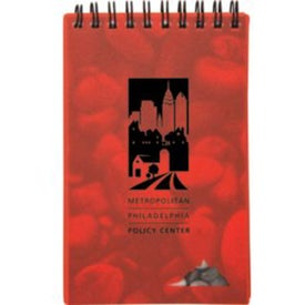 Imprinted Stone Paper Jotter