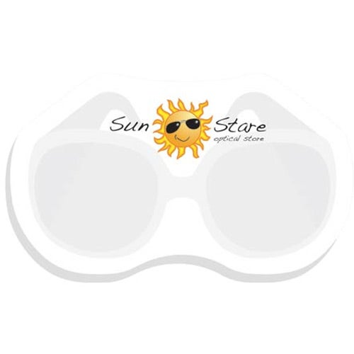 Sunglasses Adhesive Sticky Note Pads