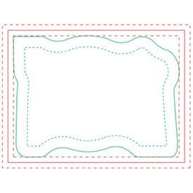 Table Setting Adhesive Notepad (Medium, 50 Sheets)