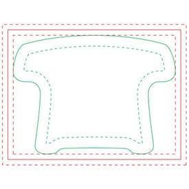 Telephone Adhesive Sticky Note Pads (Medium, 100 Sheets)