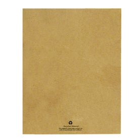 The Aria Recycled Notebook (80 Sheets)