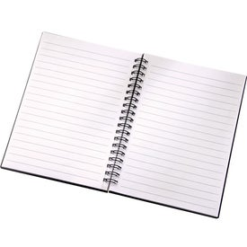 Advertising The Duchess Spiral Notebook