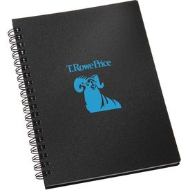The Duchess Spiral Notebook for Promotion