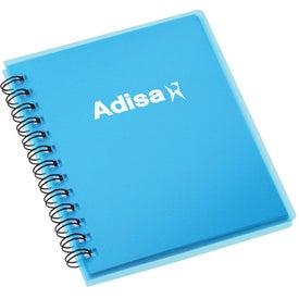 Branded The Duke Spiral Notebook