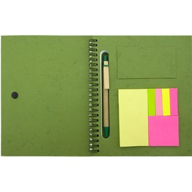 The Fredonia Notebook with Your Logo