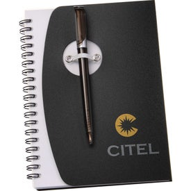 Personalized The Sun Spiral Notebook
