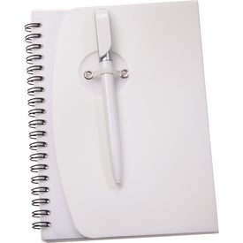 The Sun Spiral Notebook for Your Company