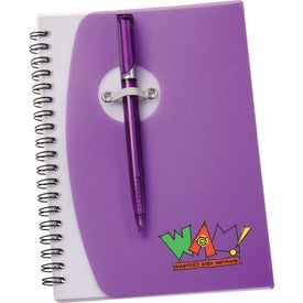 The Sun Spiral Notebook for Promotion