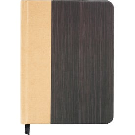 Advertising Timbers Case Bound Junior Notebook