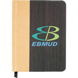 Promotional Timbers Case Bound Junior Notebook