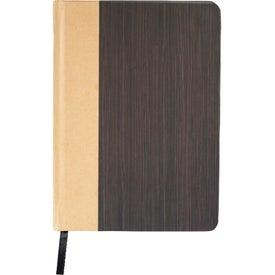 Custom Timbers Case Bound Notebook