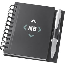 Customized The Times Spiral Notebook