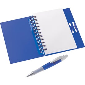 Advertising The Times Spiral Notebook