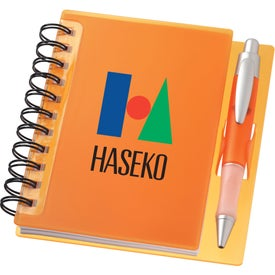 The Times Spiral Notebook for Your Company