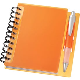 Logo The Times Spiral Notebook