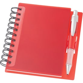 The Times Spiral Notebook Branded with Your Logo