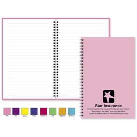 Translucent Cover Notebook