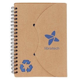 Branded Travis Notebook